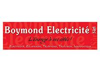 Boymond electricité